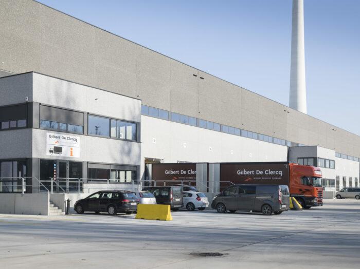 Transport Logistics Gilbert De Clercq